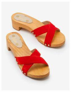 Orella Clogs Red Women Boden, Red