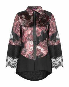 SAVE THE QUEEN SHIRTS Shirts Women on YOOX.COM