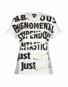 JUST CAVALLI TOPWEAR T-shirts Women on YOOX.COM