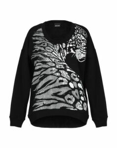 JUST CAVALLI TOPWEAR Sweatshirts Women on YOOX.COM