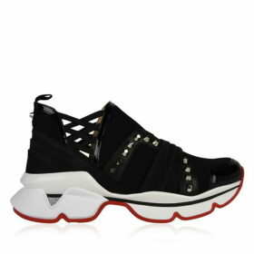 Christian Louboutin 123 Patent Runner Trainers