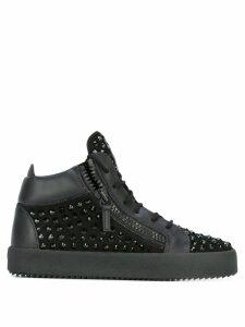 Giuseppe Zanotti Doris hi-top sneakers - Black