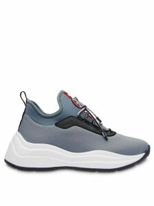 Prada Sport Knit sneakers - Blue