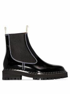 Proenza Schouler Chelsea boots - Black