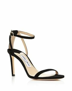 Jimmy Choo Women's Minny 85 High-Heel Sandals