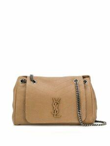 Saint Laurent Nolita bag - Brown