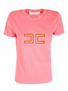 Elisabetta Franchi Celyn B. Embroidered T-shirt
