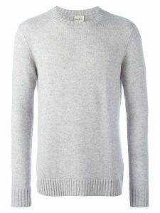 Le Kasha cashmere Bogota jumper - Grey