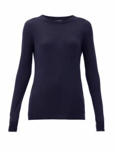 Joseph - Cashair Cashmere Sweater - Womens - Navy