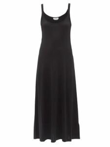 Batsheva - Rose Print Cotton Blouse - Womens - Pink Multi