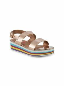 Girl's JKYLIE Metallic Platform Sandals