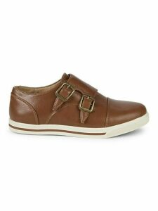 Boy's Bryann Double Monk Strap Sneakers