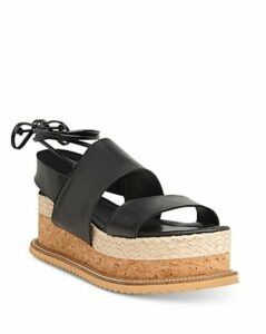 Whistles Women's Rae Flatform Sandals