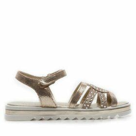 Step2wo Nour - Metallic Sandal