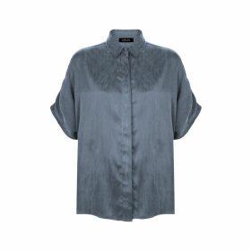 URUN - Urun Essentials Shirt In Blue