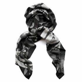 ARLETTE ESS - Koi Mono Lightweight Silk Cotton Scarf