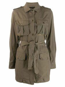 Mr & Mrs Italy military jacket - NEUTRALS