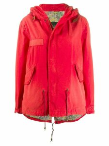 Mr & Mrs Italy paisley lined jacket - Red