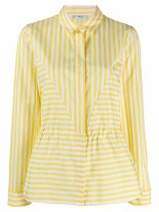 Akris Punto striped shirt - Yellow