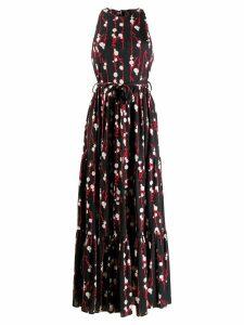 La Doublej Pellicano Americano Dress - Black