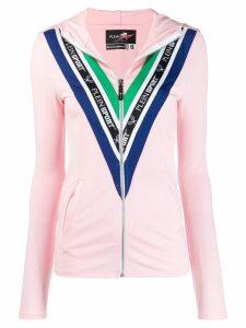 Plein Sport Tennis zipped hoodie - PINK