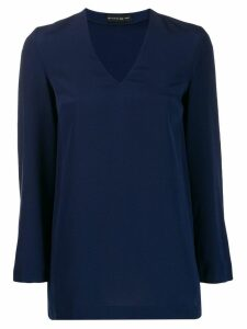 Etro silk blouse - Blue