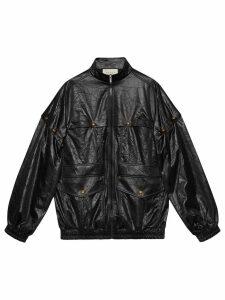 Gucci Women's technical jacket - Black