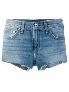 Rag & Bone Brandon shorts - Blue