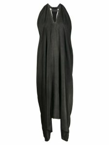 Isaac Sellam Experience Indecente draped asymmetric dress - Grey