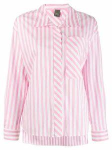 Lorena Antoniazzi striped shirt - PINK