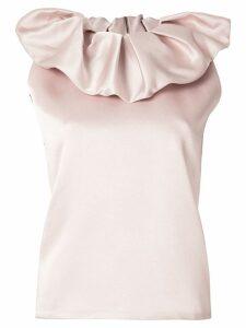 Maticevski Magnifique blouse - PINK