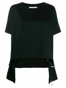 Ujoh oversized fit T-shirt - Black
