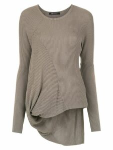 Uma Raquel Davidowicz Soma knitted top - Green