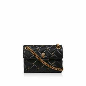 Kurt Geiger London Mini Stud Kensington - Gold Eagle Studded Mini Shoulder Bag