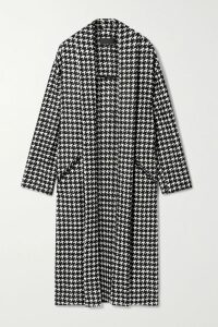 Frances de Lourdes - Brando Slub Cashmere And Silk-blend Tank - Black