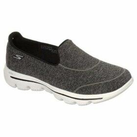 Skechers  Go Walk Evolution Ultra - Dedicate  women's Shoes (Trainers) in Black