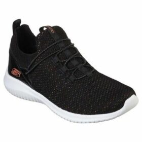Skechers  Ultra Flex - More Tranquility  women's Shoes (Trainers) in Black