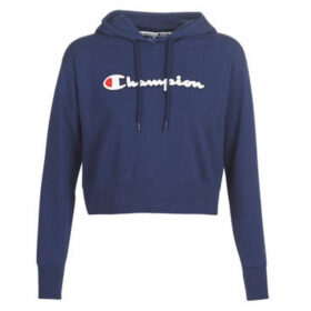 Champion  111850-BME  women's Sweatshirt in Blue