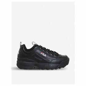 Disruptor ii leather trainers