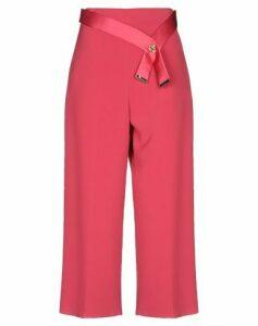 ELISABETTA FRANCHI TROUSERS Casual trousers Women on YOOX.COM