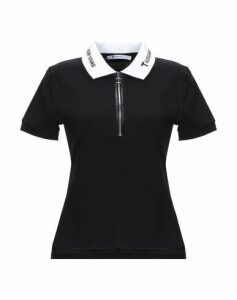 ALEXANDERWANG.T TOPWEAR Polo shirts Women on YOOX.COM