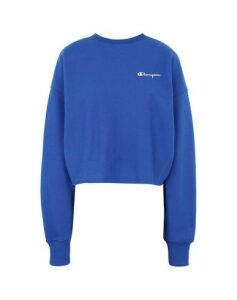 CHAMPION REVERSE WEAVE TOPWEAR Sweatshirts Women on YOOX.COM