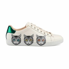 Women's Ace sneaker with Mystic Cat