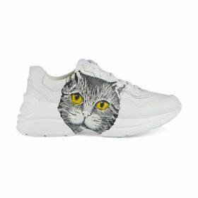 Women's Rhyton sneaker with Mystic Cat