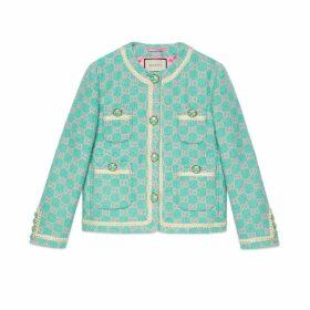 GG tweed jacket