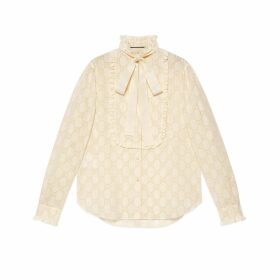 GG broderie anglaise shirt