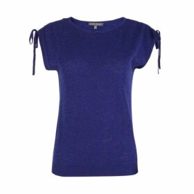 Blue Ruch Shoulder Jumper