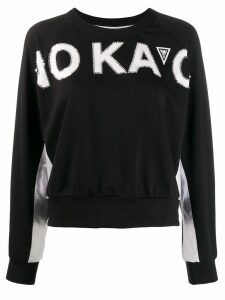 No Ka' Oi logo sweater - Black