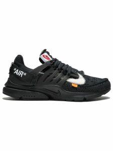 Nike The 10: Nike Air Presto sneakers - Black/White-Cone