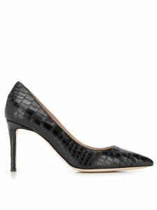 Giuseppe Zanotti croc-effect pumps - Black